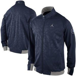 Jordan Georgetown basket ball jacket